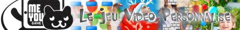 MeYou Game : Le jeu vidéo personnalisé